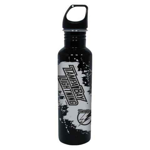 NHL Tampa Bay Lightning Water Bottle - Black (26 oz.)