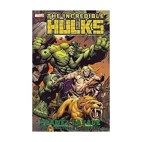 The Incredible Hulks (Paperback)