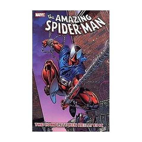 Spider-man: the Complete Ben Reilly Epic 1 (Paperback)