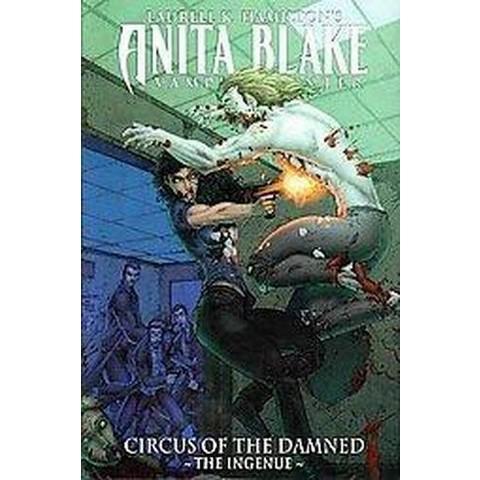 Anita Blake: Circus of the Damned 2 (Hardcover)