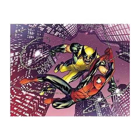 Astonishing Spider-man & Wolverine (Hardcover)