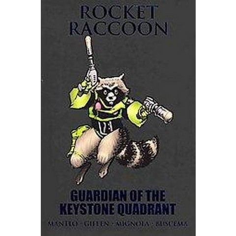 Rocket Raccoon (Hardcover)