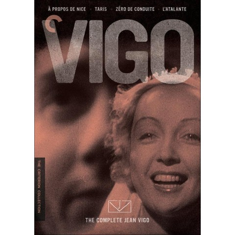 The Complete Jean Vigo (Criterion Collection) (2 Discs) (R)