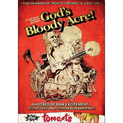 God's Bloody Acre/Tomcats (Widescreen)