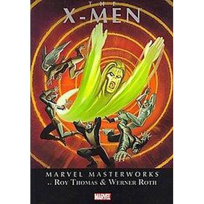 Marvel Masterworks: the X-men 3 (Paperback)