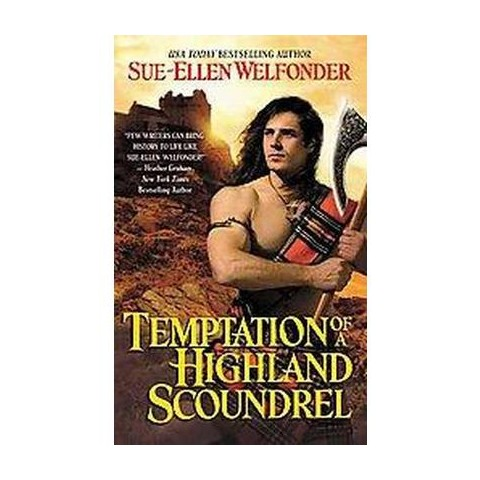Temptation of a Highland Scoundrel (Paperback)