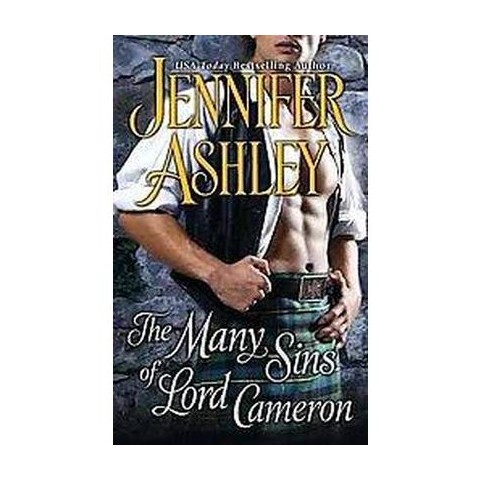 The Many Sins of Lord Cameron (Paperback)