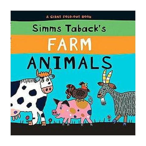 Simms Taback's Farm Animals (Hardcover)