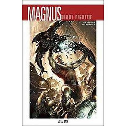 Magnus, Robot Fighter 1 (Paperback)