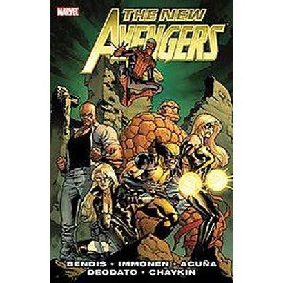 New Avengers 2 (Hardcover)