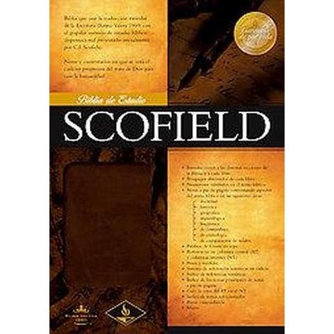 Nueva Biblia de Estudio Scofield / Scofield Study Bible (Paperback)