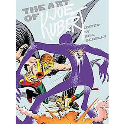 The Art of Joe Kubert (Hardcover)