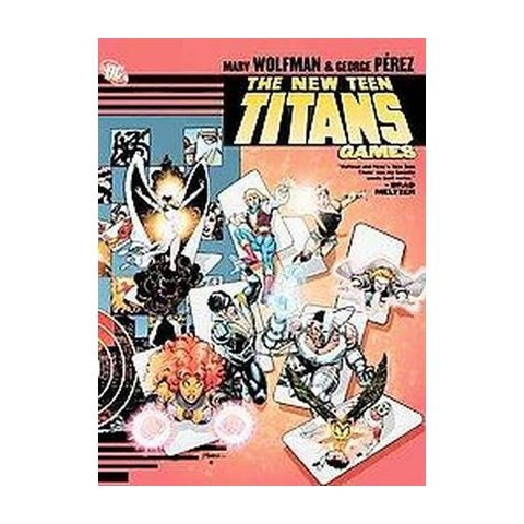 New Teen Titans (Hardcover)