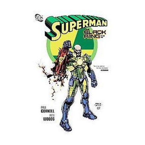 Superman: The Black Ring 2 (Hardcover)