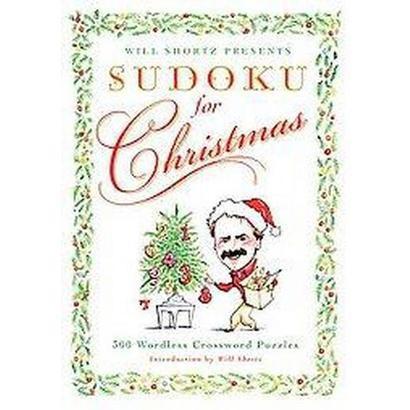 Will Shortz Presents Sudoku for Christmas (Paperback)