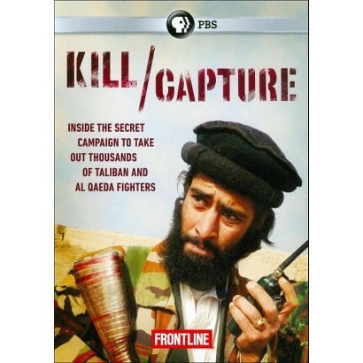 Frontline: Kill/Capture - Can the U.S. Get Out of Afghanistan? (Widescreen)