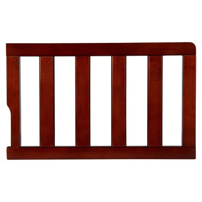 Delta Toddler Bed Guardrail for 5th Avenue 4-in-1 Convertible Crib - Cherry Rose