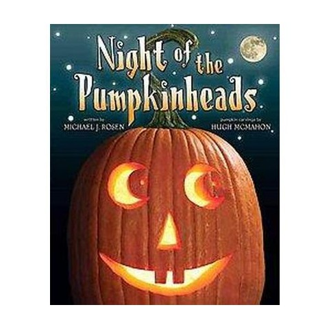 Night of the Pumpkinheads (Hardcover)
