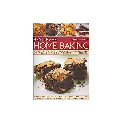 Best-ever Home Baking (Paperback)