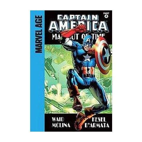 Captain America: Man Out of Time 4 (Hardcover)