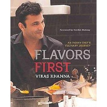Flavors First (Hardcover)