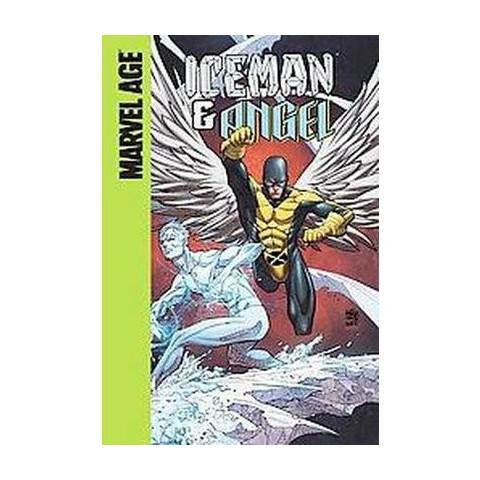 Iceman and Angel (Hardcover)