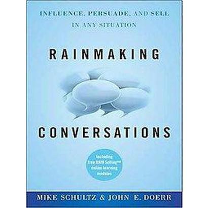 Rainmaking Conversations (Unabridged) (Compact Disc)