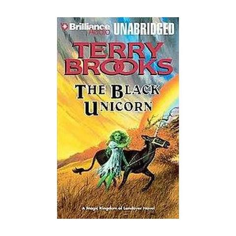 The Black Unicorn (Unabridged) (Compact Disc)