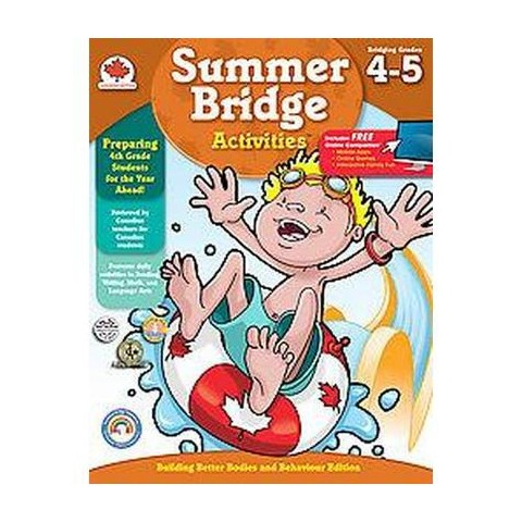 Summer Bridge Activities (Canadian) (Paperback)