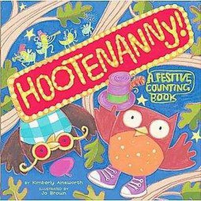 Hootenanny! (Hardcover)