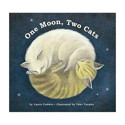 One Moon, Two Cats (Hardcover)