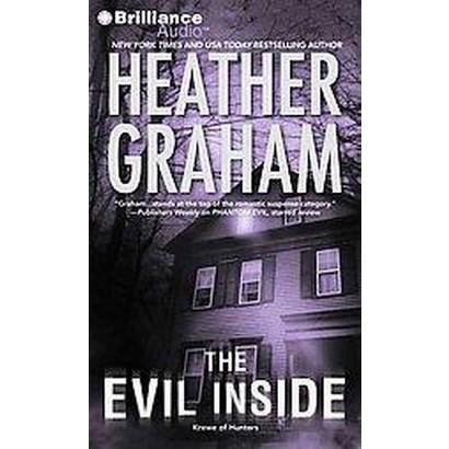 The Evil Inside (Abridged) (Compact Disc)