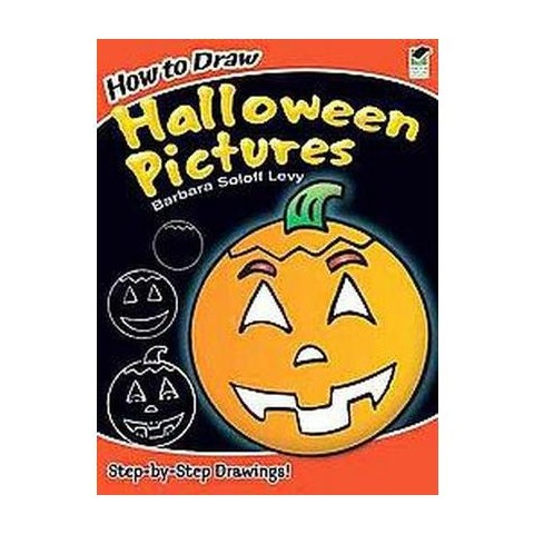 How to Draw Halloween Pictures (Paperback)