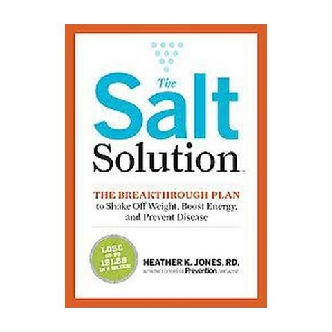 The Salt Solution Diet (Hardcover)
