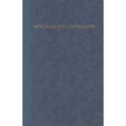 Book of Doctrine and Covenants (Paperback)