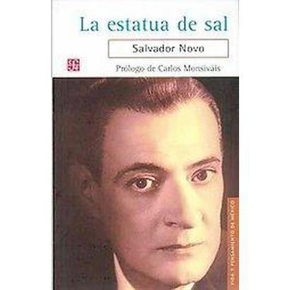 La estatua de sal (Hardcover)