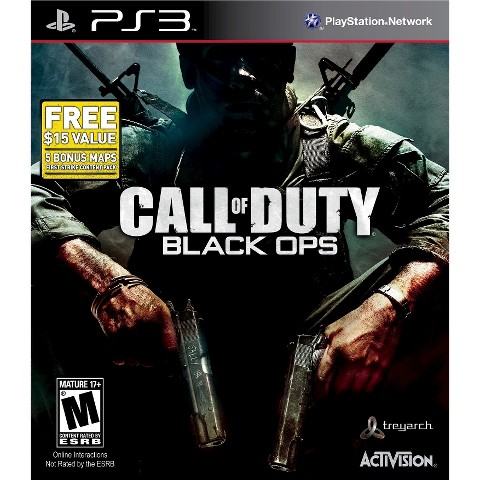 Call of Duty: Black Ops Limited Edition (PlayStation 3)