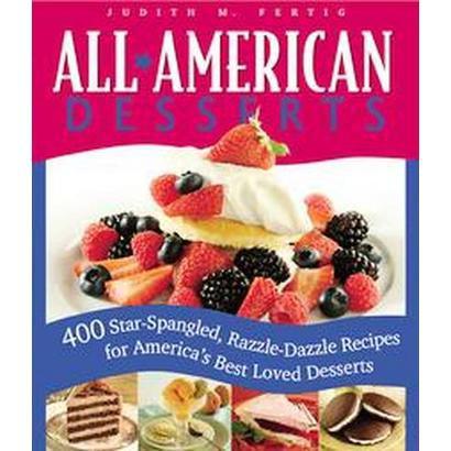 All-American Desserts (Paperback)