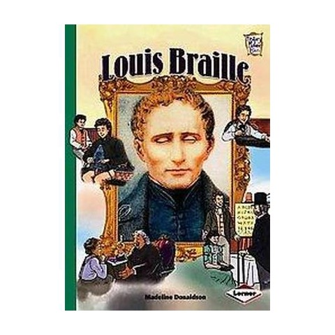 Louis Braille (Hardcover)