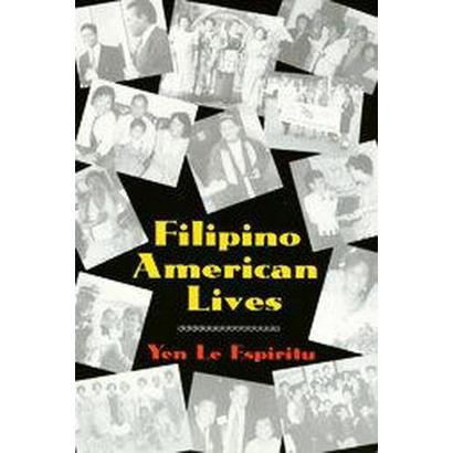 Filipino American Lives (Paperback)