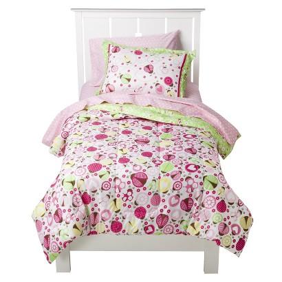 Circo® Ladybug Bedding Set
