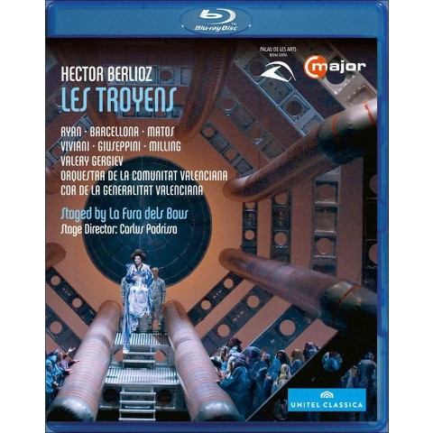 Les Troyens (Blu-ray) (Widescreen)