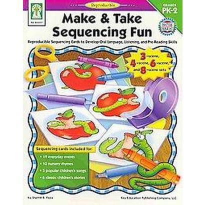 Make & Take Sequencing Fun (Paperback)