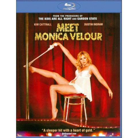 Meet Monica Velour (Blu-ray)