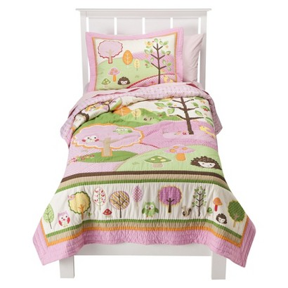 Circo Love n Nature Quilt Set