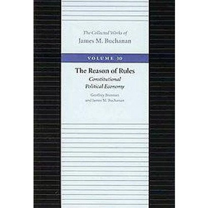The Reason of Rules (Paperback)