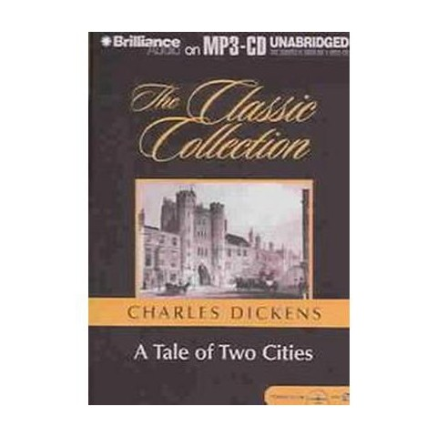 A Tale of Two Cities (Unabridged) (Compact Disc)