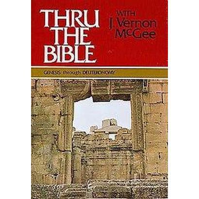 Thru the Bible With J. Vernon McGee (1) (Hardcover)