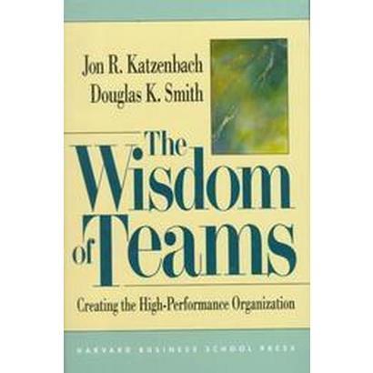 Wisdom of Teams (Hardcover)