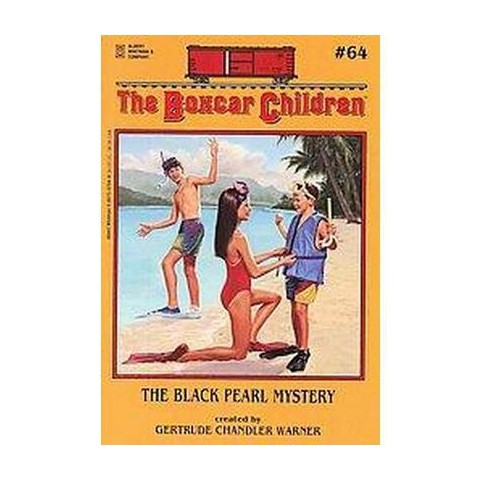 The Black Pearl Mystery (Paperback)